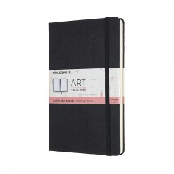 Art, Bullet Note, L, Black