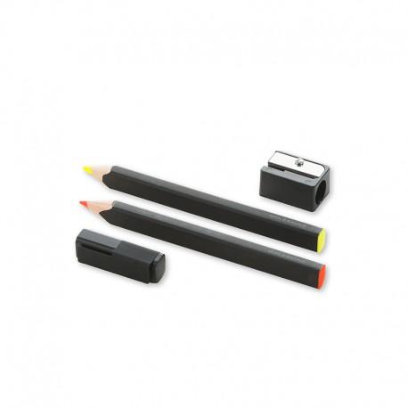 Highlighter Pencil Set 2pcs