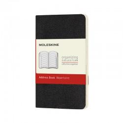 Volant Adress Book, XS, Black