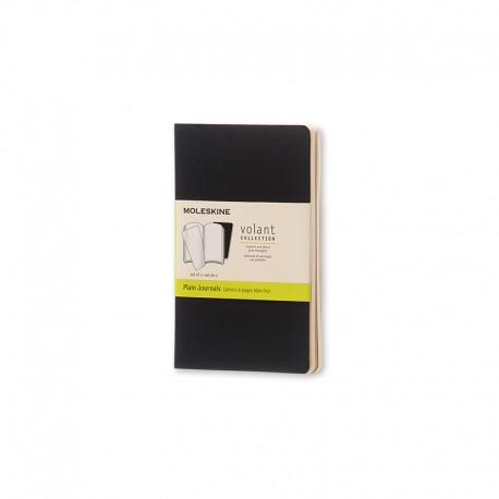 Volant Journals P, Pkt, Black