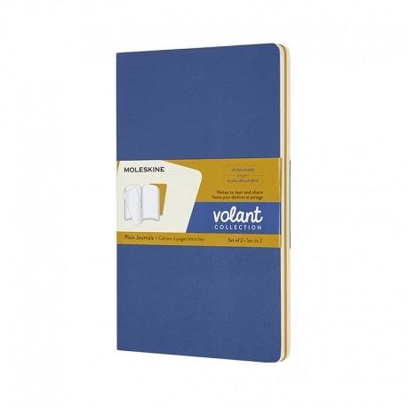 Volant Journals P,L,Blue/Yello