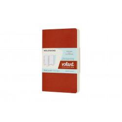 Volant Journals R, Pkt,Ora/Blu