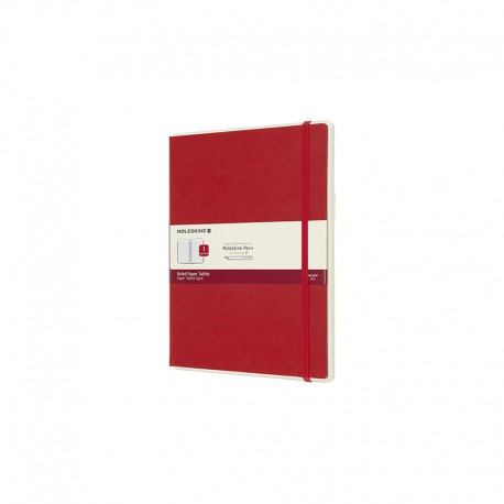 M+ Paper Tablet R, XL, Red