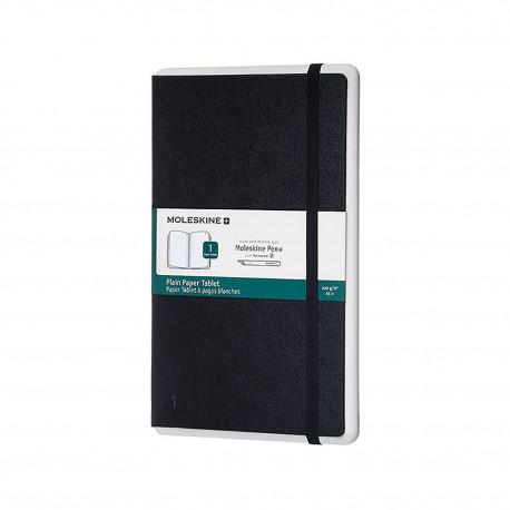 M+ Paper Tablet D, L, Black