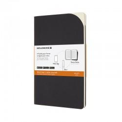 M+ Paper Tab. cahier R, L, Blk