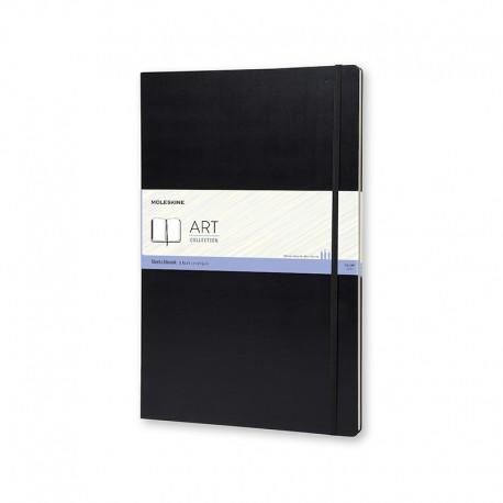 Art, Sketch Book, A3, Black