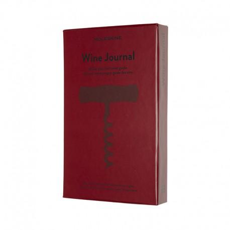 Passion Journal, Wine