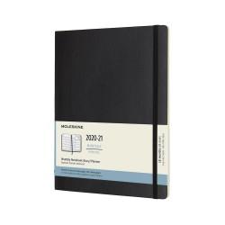Soft 18M, Monthly, XL, Black