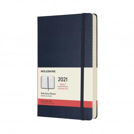 Hard 12M, Daily, L, Blue, 2021