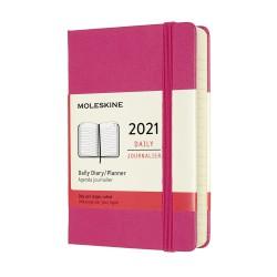 Hard 12M, Daily,Pkt,Pink, 2021