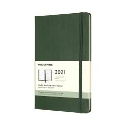 Hard 12M,WK Note,L,Green, 2021