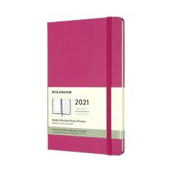 Hard 12M, WK Note,L,Pink, 2021