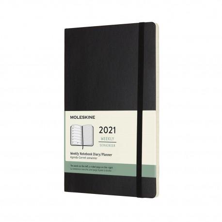 Soft 12M, WK Note,L, Blk, 2021
